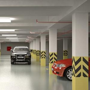 Автостоянки, паркинги Батурино