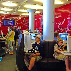 Интернет-кафе Батурино