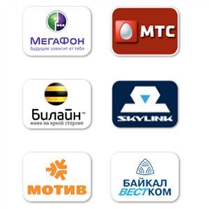 Операторы сотовой связи Батурино