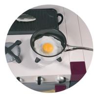 Кафе Рокачино - иконка «кухня» в Батурино